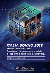 Italia Sonno 2018 Prevenzione Dell Osa Guadagno In Benessere E Salute E Risparmio Nella Vita E Sul Lavoro Cic